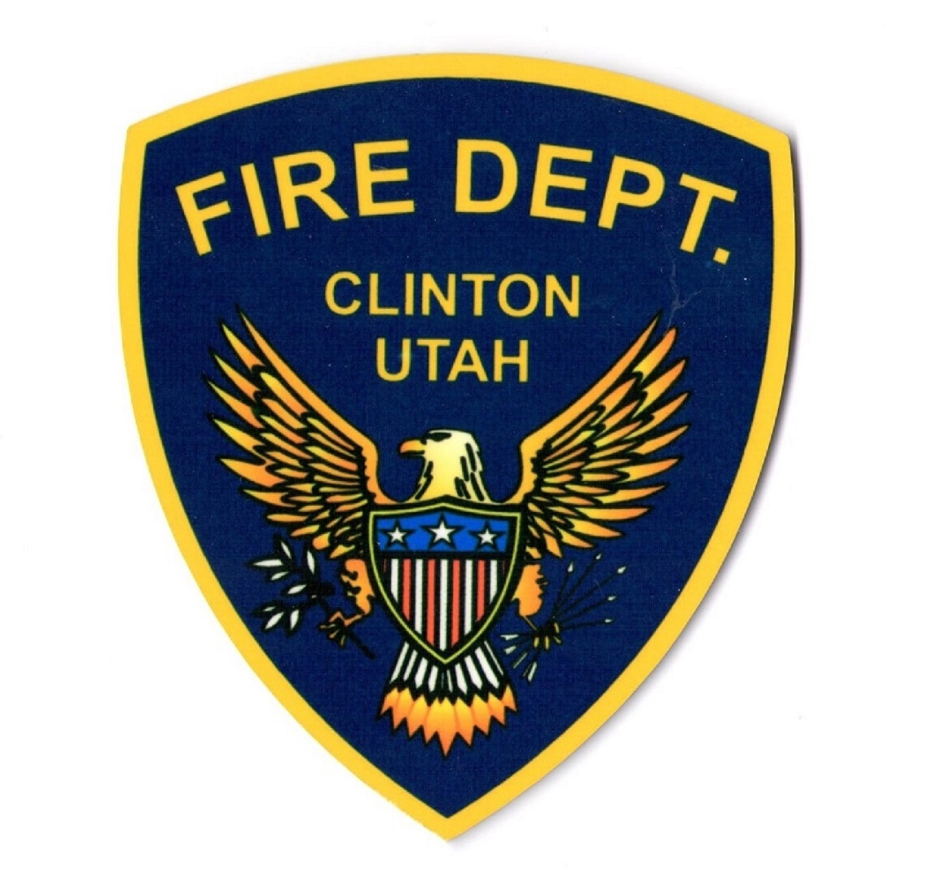 Clinton Patch 2